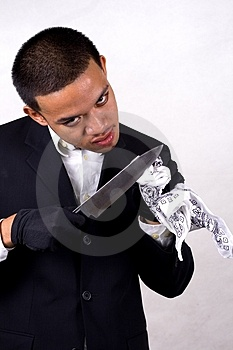 Scary Stock Photo - Image: 3297810