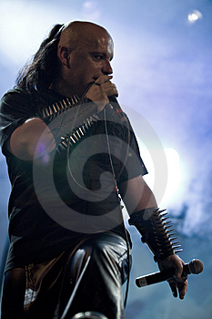 Live Concert Gig Royalty Free Stock Photography - Image: 3299007