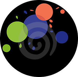 Circles In Circle Stock Photos - Image: 331713