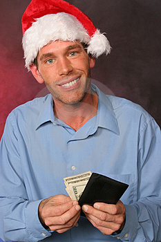 Guy Pulls Out Cash Stock Photo - Image: 337920