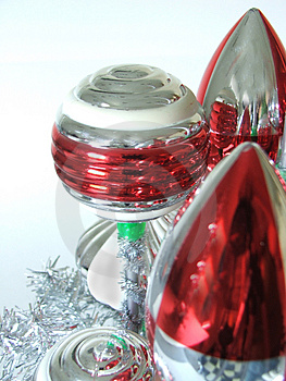 Odd Ornaments1 Royalty Free Stock Photos - Image: 339478