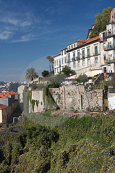 Porto Houses Royalty Free Stock Images - Image: 3302909