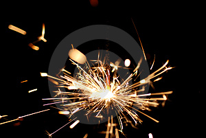 Light Cerebration Royalty Free Stock Image - Image: 3311366