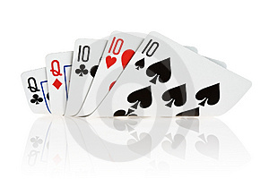 Full House Stock Image - Image: 3314821