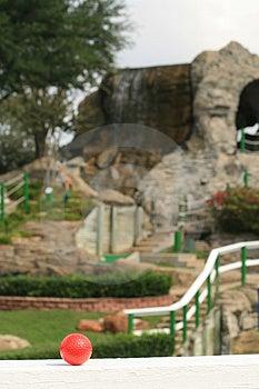 Miniature Golf Course Stock Photos - Image: 3343413
