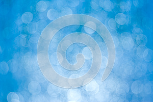 Circular bokeh background Stock Photo