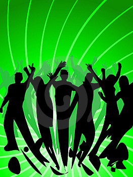 Party. [Vector] Stock Photo