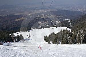 Ski Resorts Royalty Free Stock Images - Image: 3360519