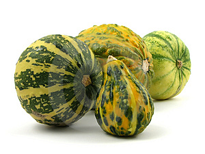 Decoration Pumpkin Royalty Free Stock Photo - Image: 3364395