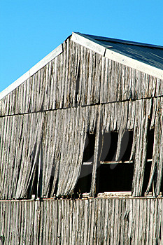 Old Barn Royalty Free Stock Photo - Image: 342985