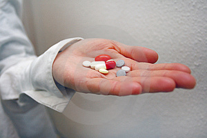 Pills Stock Photos - Image: 3401563