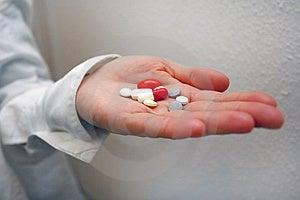 Pills Stock Photos - Image: 3401563