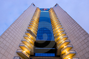 Skyscraper Stock Images - Image: 3402994