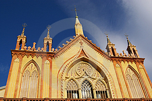 Franciscan Monastery Stock Images - Image: 3415594