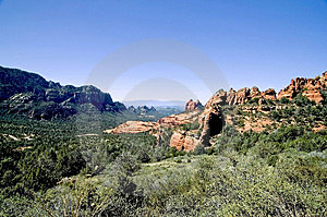 Sedona 8 Royalty Free Stock Images - Image: 3420929