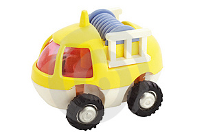 Toy Moon-buggy Royalty Free Stock Photo - Image: 3433525