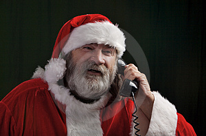 Santa Royalty Free Stock Images - Image: 3469609