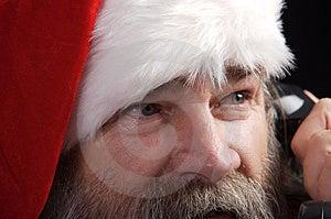 Santa Royalty Free Stock Images - Image: 3469729