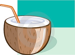 Cocoanut Water Royalty Free Stock Image - Image: 3472086
