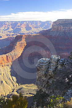 Grand Canyon Royalty Free Stock Photos - Image: 3484418