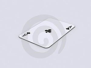 Spielkarten 3 Stockfotos - Bild: 3487463