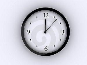 Clock 2 Royalty Free Stock Image