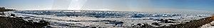 Frozen Shore Stock Photography - Image: 3493512