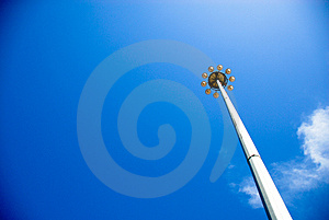 Up To The Sky Royalty Free Stock Photos - Image: 3497858