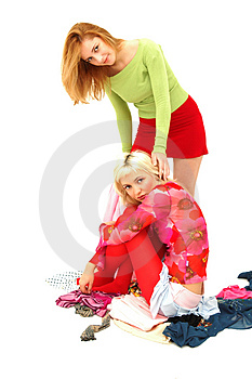 Trustful Friends 5 Royalty Free Stock Photo - Image: 354705