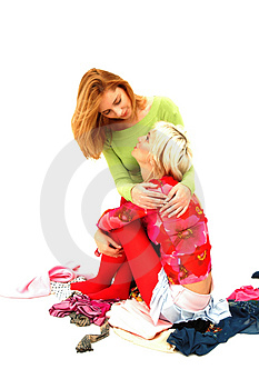 Trustful Friends 2 Royalty Free Stock Images - Image: 354709