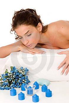 Spa and Massage Royalty Free Stock Image