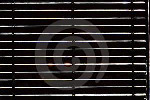 Hölzerner Schatten Stockbilder - Bild: 3527264