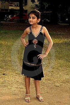 Stylish Rich Girl Stock Images - Image: 3542714