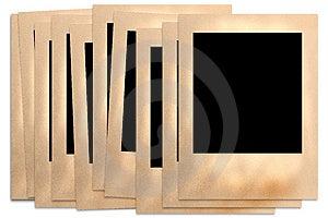 Photo Frames Stock Photo - Image: 3542840