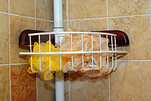 Shower Caddy Stock Photography - Image: 3559512