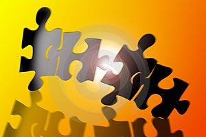 Stock Image - Jigsaw
