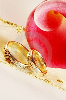 Wedding Still-life Royalty Free Stock Photos - Image: 3578048
