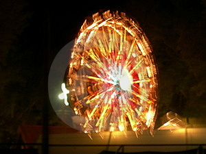 Ferris Wheel Royalty Free Stock Image - Image: 364286