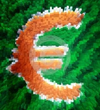 Euro Valuta Fotografia Stock Libera da Diritti - Immagine: 365817