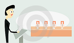 Boardroom Royalty Free Stock Images - Image: 3619859