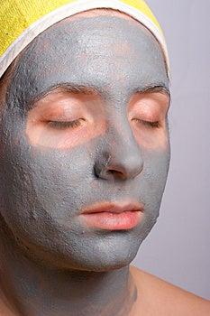Спасение и Facial женщины Стоковое Изображение RF - изображение: 3624356