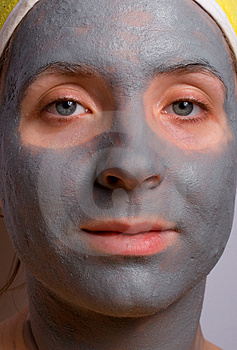 Recovery And Facial Of The Woman Stock Image - Image: 3624701