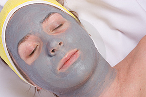 Recovery And Facial Of The Woman Stock Photos - Image: 3626063