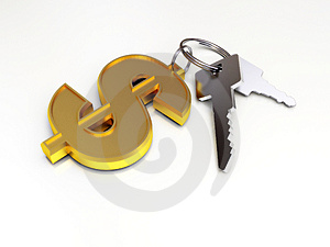 Key Of Success Stock Images - Image: 3626154