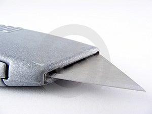Utility Knife #4 Royalty Free Stock Image - Image: 3641646