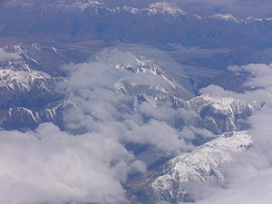 Southern Alps Stock Photos - Image: 3641693