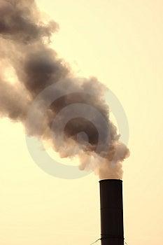 Smokestack Stock Image - Image: 3644701