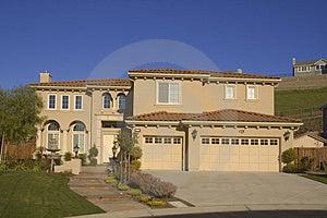 Custom Home Stock Photography - Image: 3668582