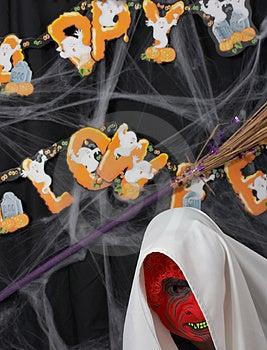 Scary Mask Royalty Free Stock Photography - Image: 3669197