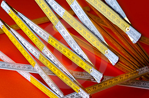 Measuring Tool Stock Images - Image: 3680564
